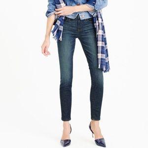 J. Crew Toothpick Skinny Jeans Seajay Wash Blue